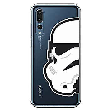 Carcasa Oficial Star Wars Stormtrooper Transparente Huawei ...
