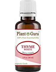 Thyme (White) Essential Oil 30 ml (1 oz) 100% Pure Undiluted Therapeutic Grade.