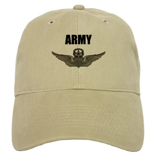 CafePress Aviation Baseball Adjustable Closure