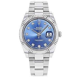 Best Epic Trends 41s09NNqOyL._SS300_ Rolex Datejust 41 mm Watch