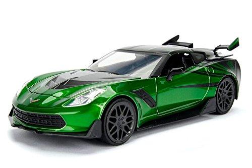 Metals Transformers Chevy Corvette Crosshairs Diecast Vehicl