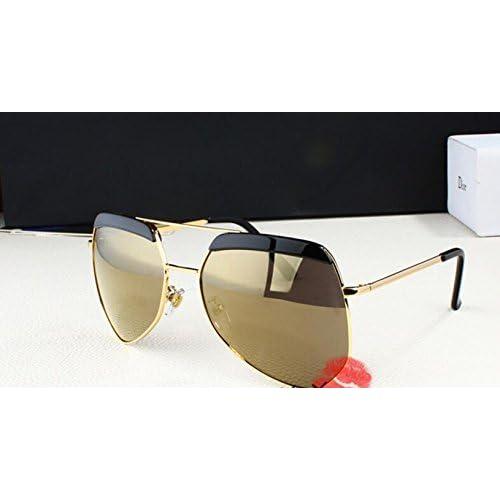 4e128fe1ee Bueno wreapped Ronda polarizado masculina de conducción gafas de sol yurta  y par-enmarcado grandes