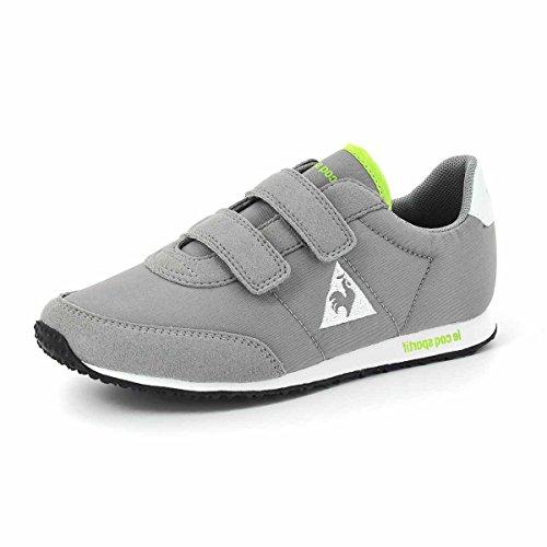 Le Coq Sportif RACERONE PS Grau Jungen Kinder Sneakers Schuhe Neu