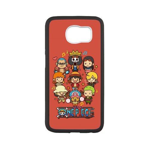 Carcasa de silicona Funda para Samsung Galaxy S6, One Piece ...
