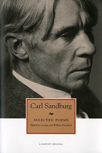 Selected Poems by Carl Sandberg (1996-07-05)