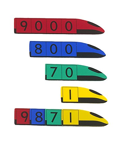 learning-advantage-7462-student-place-value-trains-thousands-grade-1-pack-of-37