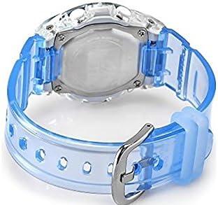 Casio Women's BG1302-2ER Baby-G Blue Bezel Shock Resistant Watch