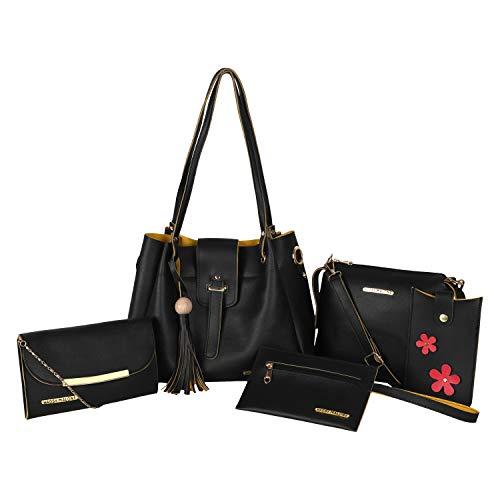 Bagsy Malone Women #39;s Shoulder Bag  Black