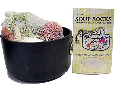 Regency Soup Socks for Making Soup Stock set of 3