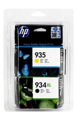 HP 934XL + 935 cartucho de tinta Negro, Amarillo - Cartucho de ...