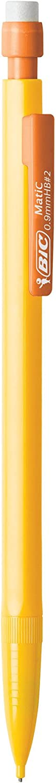 BIC Matita Xtra Sparkle Conteggio 10 0,7 mm Nero