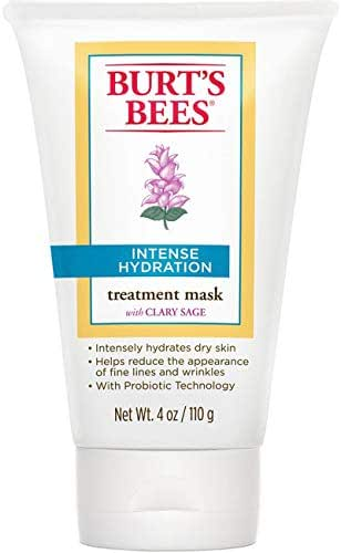 Burt's Bees Intense Hydration Treatment Mask, 4 Ounce