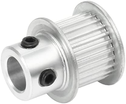 Aexit Aluminio MXL 25 Dientes 7mm taladro Sincronización Polea ...