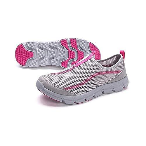 2bdbbfde7bad hot sale 2017 Viakix Women s Water Shoes - Ultra Comfortable Quick Drying  Slip On Aqua Shoes