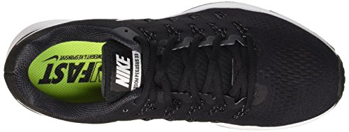 Nike Men's Air Zoom Pegasus 33, Black/White/Anthracite/Cool Grey - 11 D(M) US