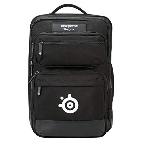 (Targus Steelseries Gaming Backpack for 17-Inch Laptops, Black (TSB941BT))