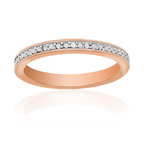 Diamond Accent Band Ring - 5