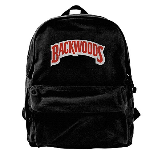 Canvas Laptop Backpack Backwood.png Lightweight Anti-Theft Outdoor Travel Backpack