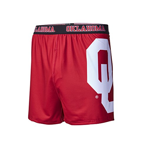 FANDEMICS Short, Boxers Logo, Men's Large (36-38)