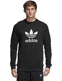 Men's Trefoil Warm-Up Crew Sweatshirt