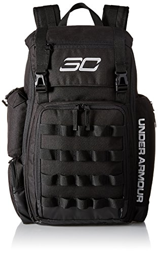 Under Armour SC30 Backpack Basketball Bag Black/Silver Size One Size