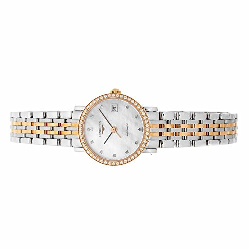 Longines-Elegant-Collection-automatic-self-wind-womens-Watch-L43095887-Certified-Pre-owned