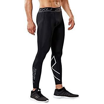 db2d1ffffd 2XU Men's Accelerate Compression Tights: Amazon.co.uk: Sports & Outdoors