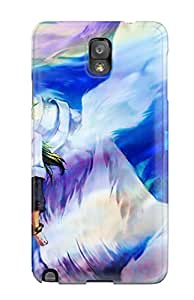 Snap-on Animekemon Boy Dragon Case Cover Skin Compatible With Galaxy Note 3