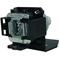 AuraBeam Economy Replacement Projector Lamp for NEC NP14LP With Housing