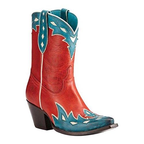 (アリアト) Ariat レディース シューズ靴 ブーツ Juanita Western Boot [並行輸入品] B07CHDBC53 9.5-B