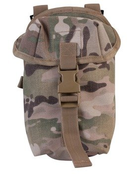 Kombat PLCE Single Utility Pouch Multicam