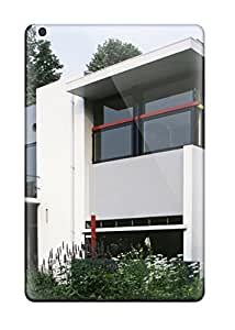 Waterdrop Snap-on Modern Houses Case For Ipad Mini/mini 2