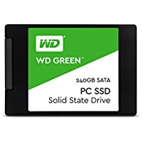 WD Green WDS240G1G0A 240 GB 2.5 Internal Solid State Drive