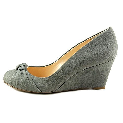 Jessica Simpson Womens Siennah Wedge Pump Grey