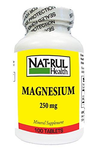 MAGNESIUM CAPLETS 250 MG N-R Size: 100 - Magnesium Mg Caplets 250