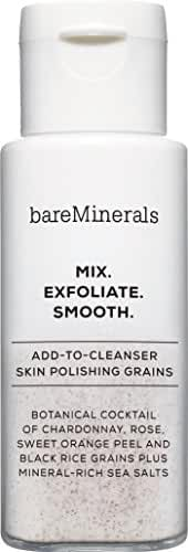 bareMinerals Skinsorials Mix Exfoliate Smooth Polishing Grains, 0.88 Ounce