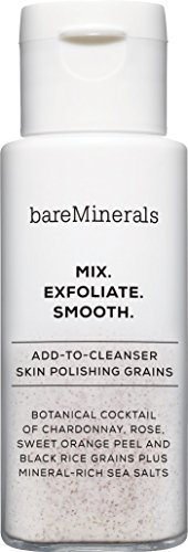bareMinerals Skinsorials Mix Exfoliate Smooth Polishing Grains, 0.88 Ounce - Smooth Grain