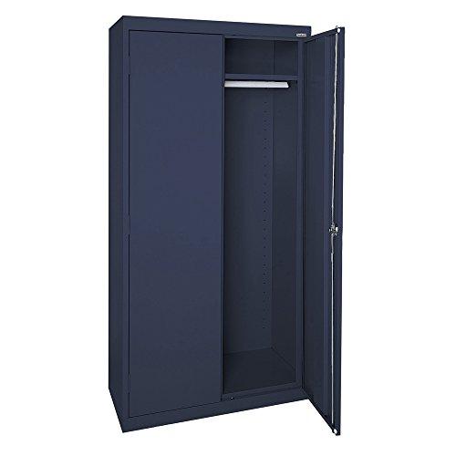 Sandusky Lee EAWR462472-A6 Elite Series Wardrobe Storage Cabinet, 46
