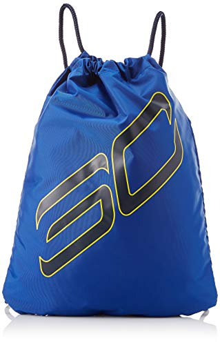 Under Armour Sc30 Ozsee Sackpack Backpack, Royal (400)/Taxi, One Size (Cinch Pack Under Armour)