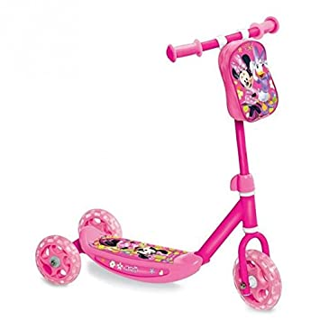 Mi primer patinete scooter de 3 ruedas de Minnie Mouse ...
