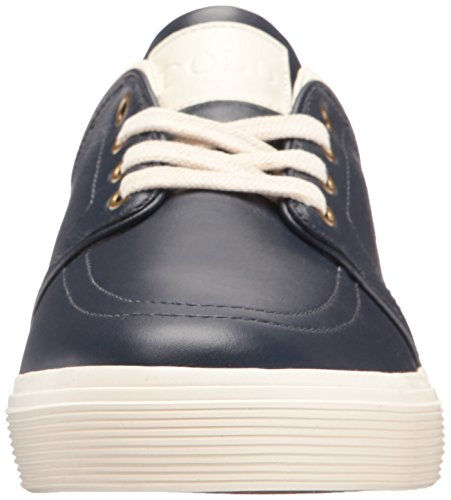 Polo Ralph Lauren Heren Faxon Lage Sneaker Nieuwpoort Marine