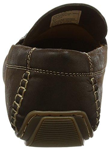 Steve Madden Homme Greyson Loafer Brown Marron 01052 Mocassins qO6Hw