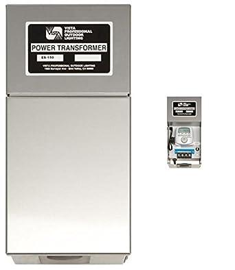 Vista Es Series Energy Smart Transformer 150 Watts Dual