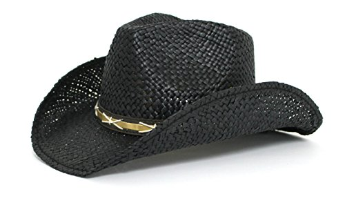 peter-grimm-gold-coast-sunwear-western-straw-cowboy-hat-black-with-stitched-leather-band