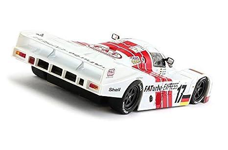 Amazon.com: Slot.It Slot.It Porsche SICA03H 962C LH #17 Le Mans 1993 1:32 Scale Performance Slot Car: Toys & Games
