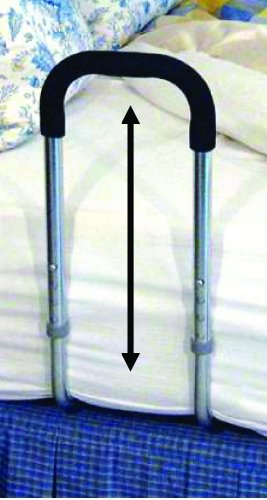Freedom Grip® Plus Bed Handle