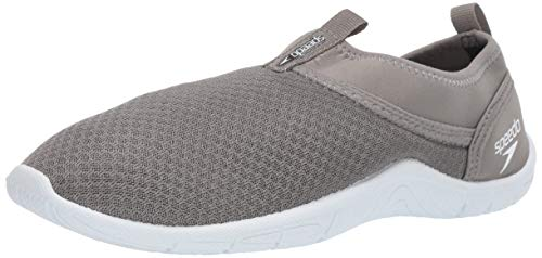 Speedo Women's Tidal Cruiser Water Shoe, Grey 7 Regular US