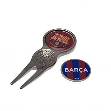 F.C. Barcelona arreglapiques y Marcador para Pelotas de Golf ...