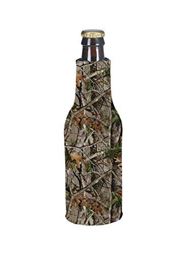 Next G-1 Vista Hunting Camo Beer Bottle Suit Koozie Cooler