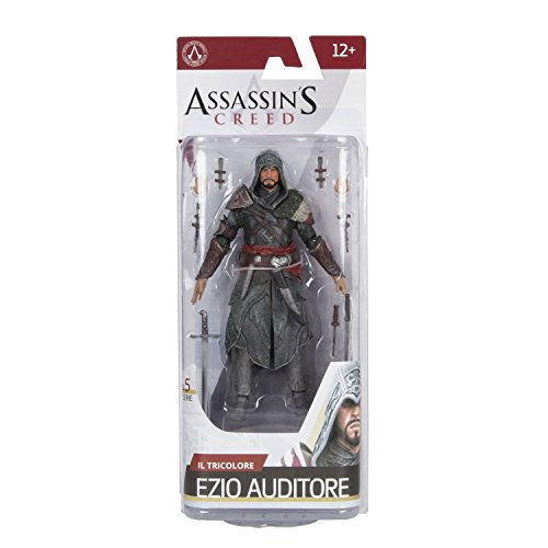 McFarlane Toys Assassin's Creed Series 5 Il Tricolored Ezio Auditore Action Figure